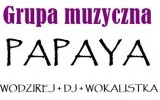 Grupa muzyczna PAPAYA Konin