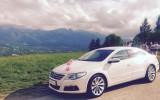 VW Passat CC R-line do ślubu Nowy Sącz