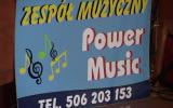 ZESPӣ MUZYCZNY POWER MUSIC KWIDZYN