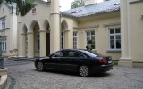 BMW seria 5 i AUDI A8L - wynajem, do �lubu Kutno