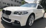 Piękne białe BMW M-PERFORMANCE F10 Nowy Sącz