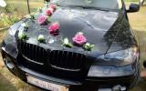 Limuzyna do �lubu BMW X6 35d xDrive auto samoch�d na �lub wesele Radzymin