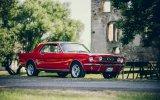 SpecialCars - Ford Mustang 1966r Czerwony Siemianowice Śląskie