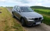 BMW X3 na �lub rocznik 2012, 4x4 �ososina Dolna