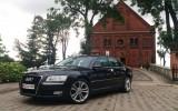 Auto do �lubu Audi A8 D3 4.2 Quattro 09' lift czarna per�a -300z�  ��d�