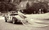PROMOCJA Retro auto angielski szyk - Morgan. ceny od 750z� Krak�w