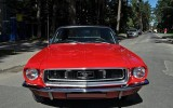 Mustang 1967 Cabrio / Mustang 2014 / Mustang 2012 sam prowadzisz Lublin
