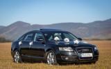Audi A6 do �lubu Jastrz�bie-Zdr�j