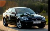 BMW E 60 CZARNA LIMUZYNA DEKORACJA GRATIS Końskie