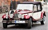 Najładniejsze samochody weselne Auta zabytkowe na ślub RETRO limuzyny Węgrów