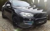 Wyjątkowy samochód do ślubu, najnowsze auto BMW X6 M50 Pabianice
