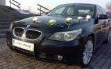 Pi�kne BMW E60 na �lub i wesele :) Bielsko-Bia�a