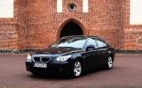 BMW E60 530d - pi�kna limuzyna do wynaj�cia - �om�a Nowogr�d