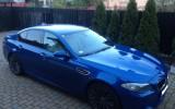BMW M5 F10 do Ślubu Wrocł'aw