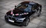 LIMUZYNA DO �LUBU*CZARNE BMW E60* Warszawa
