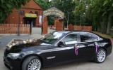 Do Ślubu Piękne BMW 7 f01 BMW 5 E60 Oraz Mazda 6  Białystok