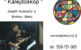 Kalejdoskop zesp� 5 os�b Bielsko-Bia�a