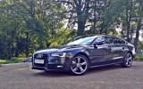 Audi A5 S-LINE, SZARA PER�A!!! Z przystrojeniem!!!  Zawiercie