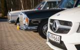Auta do �lubu Mercedes W114(1970),W108(1971),CLA(2016)WARSZAWA-LUBLIN Warszawa