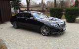 Nowy Mercedes-Benz S500 / AMG /�owicz/Skierniewice/G�owno/do �lubu �owicz