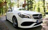 Mercedes CLA Shooting Brake AMG Myślenice