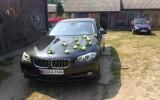 BMW F10 530 do ślubu warszawa