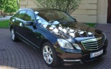 Wynajem luksusowych Mercedes�w S W221 LONG & E W212 Avantgarde 2012 Krak�w