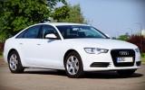 Pi�kne BIA�E Audi A6 oraz Audi Q5 Be�chat�w
