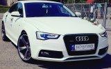 Auto do Ślubu Audi A5 Quattro Jodlownik