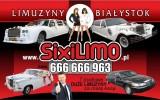 Limuzyna za DARMO / Excalibur - Rolss -  Princes -  Linconl  Bia�ystok