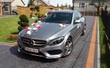 Auto do �lubu Mercedes-benz C AMG rok2016. Samoch�d na wesele. Wynajem Olkusz