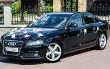 Auto do ślubu wynajem samochodu Audi A4 S-LINE Radom