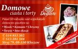 DEGUSTO domowe ciasta �elech�w