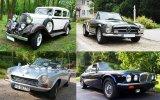 Samochody klasyczne na śluby i uroczystości Poznań