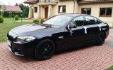 Samochód do ślubu - BMW F10 xDrive - Auto do ślubu Bochnia, Brzesko Bochnia