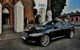 Jaguar XF - auto do �lubu, limuzyna na wesele  ��d�