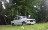 auto do slubu - fiat 125p Czestochowa