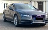 Zawiozę do ślubu Audi A7 Siedlce