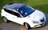 Nietypowa i piękna Lancia Delta do ślubu  Konin