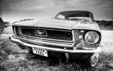 Legenda Ford Mustang 1968 V8  Gniezno Gniezno