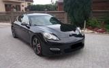 Porsche Panamera Turbo Lubliniec