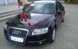 Luksusowe Audi A6 do ślubu Pajęczno, Bełchatów, Wieluń, niskie ceny Pajęczno