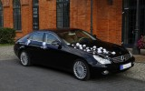 AUTO DO �LUBU CZARNY MERCEDES CLS 320 ��d�