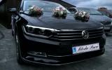 Auto do ślubu VW B8 Highline czarna perła - Bielsko-Biała / Żywiec Łodygowice