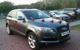 Auto do ślubu Audi Q7 S-line Radom
