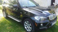 Wynajem auto do ślubu Piękne BMW X5 E70 full wesele samochód  Piekoszów