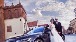 Luksusowe Audi A6 na wesele PROMOCJA Radgoszcz