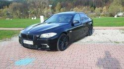 BMW seria 5 f10 m-performance Myślenice