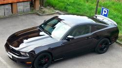 Jedź Mustangiem na ślub wesele, sportowy samochód Wieliczka