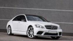 Mercedes S BlackSeries Warszawa